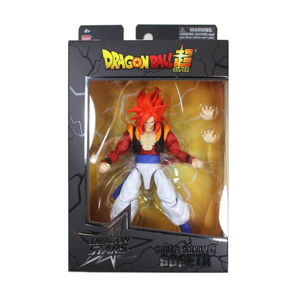 Figurine Dragon Ball Stars - Super Saiyan 4 Gogeta
