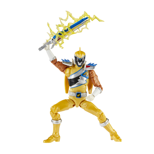 Figurine Gold Ranger 15 cm - Power Rangers Lightning Collection