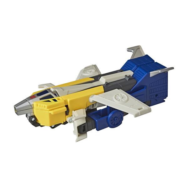 Figurine électronique Meteorfire 14 cm - Transformers Cyberverse Adventures