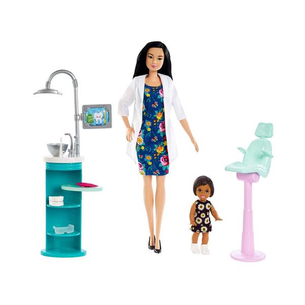 Barbie coffret métier - Dentiste