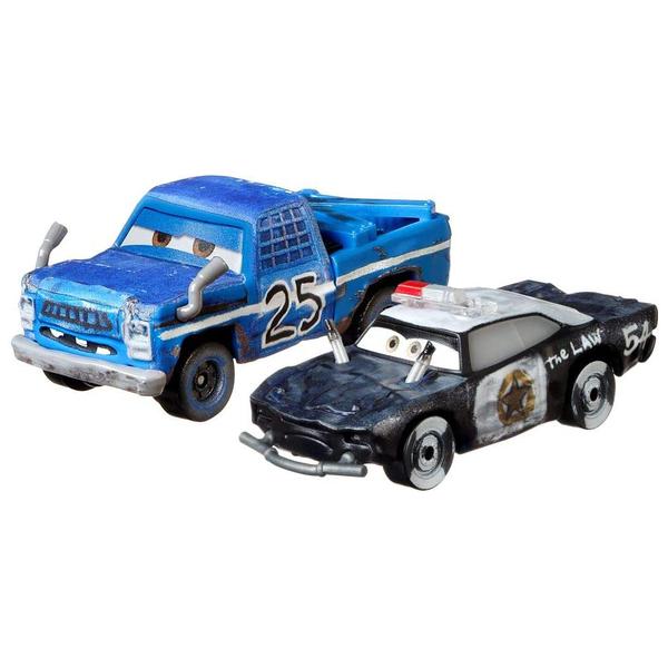 Cars - 2 véhicules APB & Broadside
