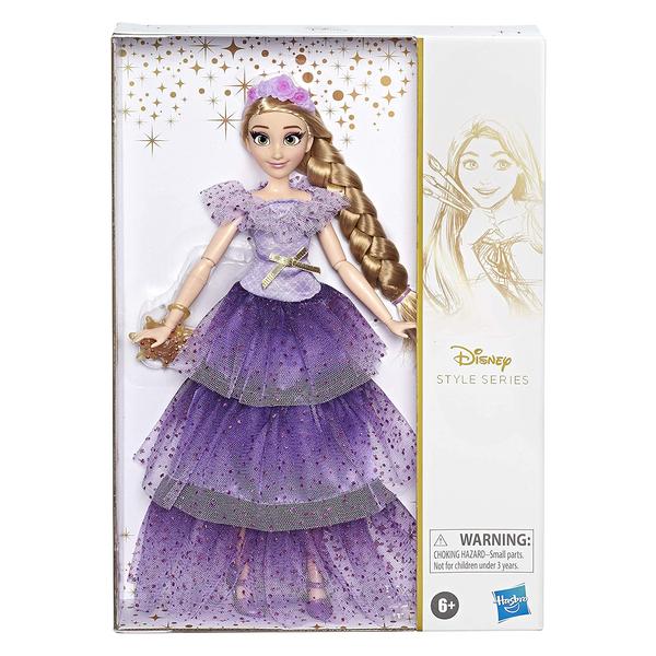 Poupée Raiponce Style Series - Disney Princesses