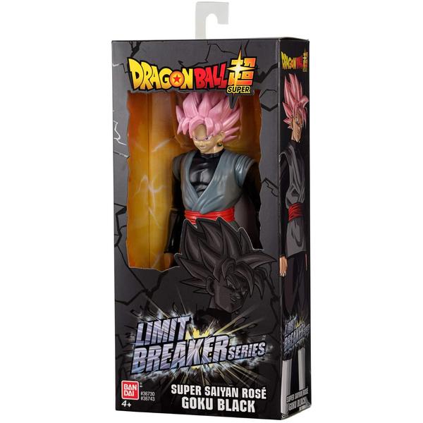 Figurine Goku Black Rose Limit Breaker - Dragon Ball Super
