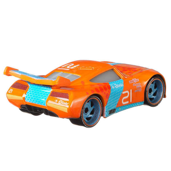 Cars - 2 véhicules Rayan Laney et Eric Braker