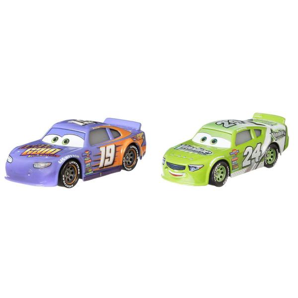 Cars - 2 véhicules Bobby Swift et Brick Yardley