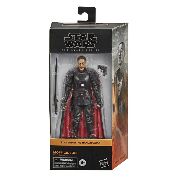 Figurine Moff Gideon 15 cm - Star Wars Black Series