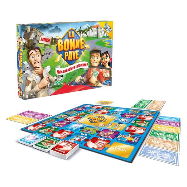 Jeux de société Hasbro La Bonne Paye Refresh  La Minuté Bébé