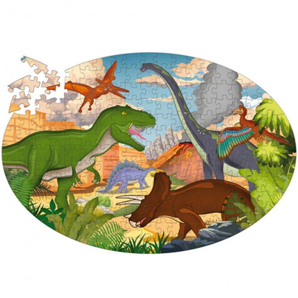 Les dinosaures - Voyage, découvre, explore