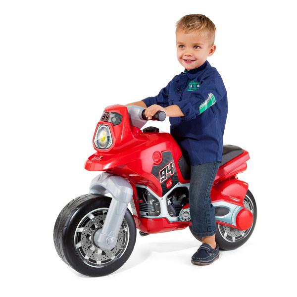 porteur moto trail sun sport king jouet porteurs. Black Bedroom Furniture Sets. Home Design Ideas