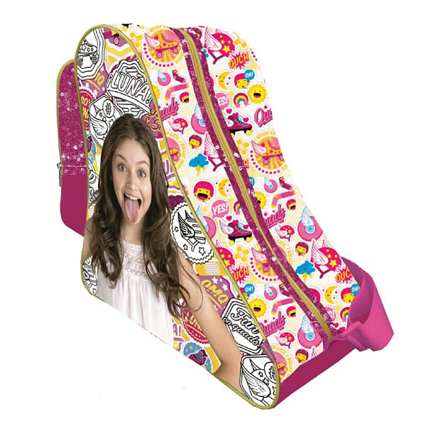 Color Me Mine Sac Rollers Soy Luna Smoby King Jouet