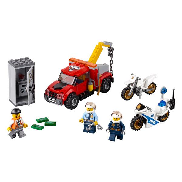 60137 - LEGO® CITY - La poursuite du braqueur