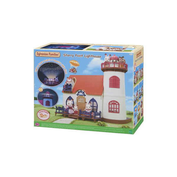 sylvanian le grand phare clair sylvanian families king jouet figurines sylvanian families. Black Bedroom Furniture Sets. Home Design Ideas