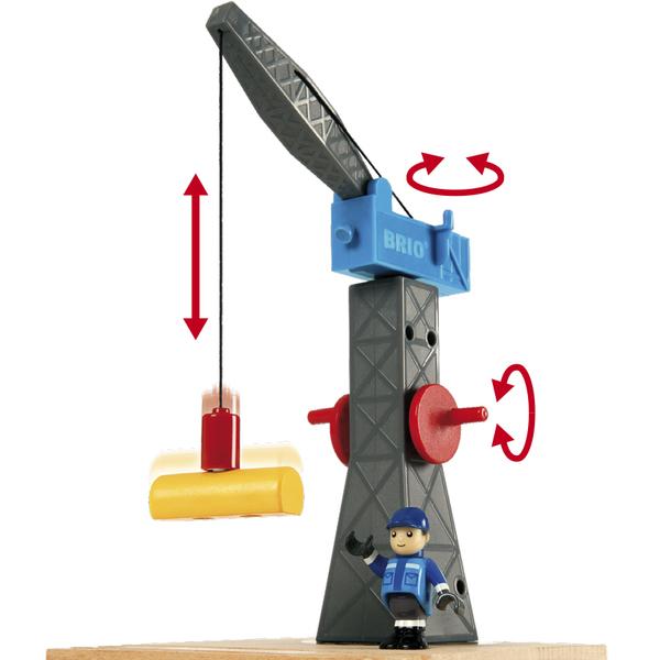 Brio 33766-Circuit le monde extraordinaire de Brio