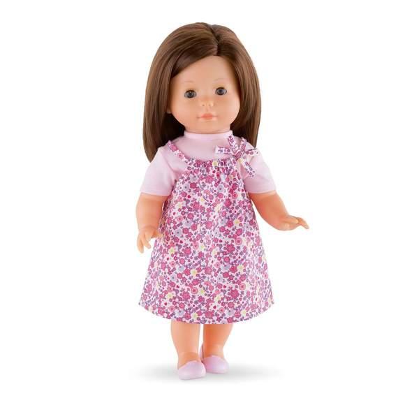 Robe 1001 fleurs pour poupée Ma Corolle