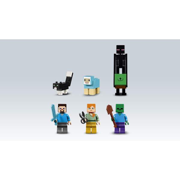 21134 - LEGO® MINECRAFT - La base sous la cascade