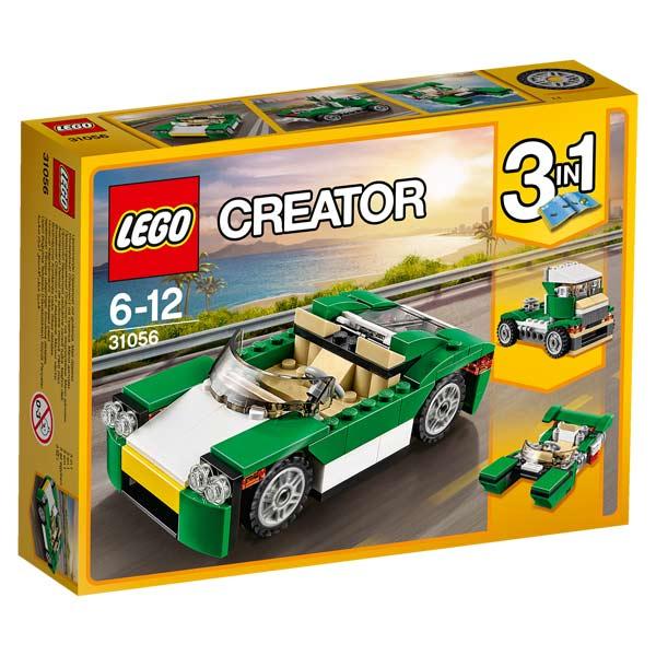 31056 - LEGO® CREATOR - La décapotable verte