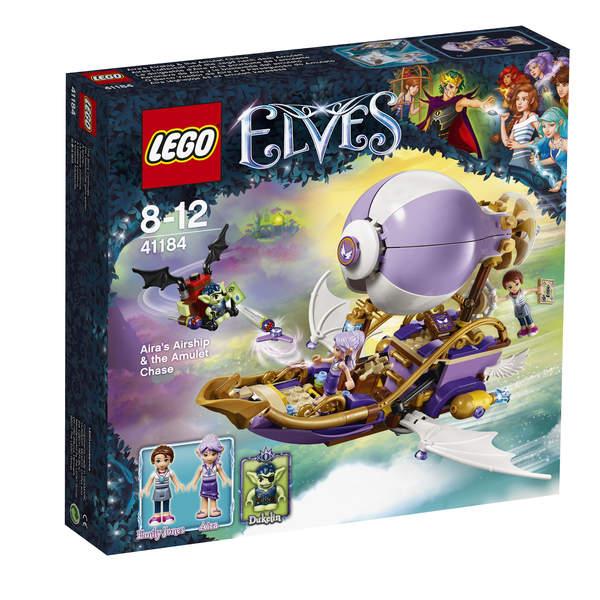 41184 - LEGO® ELVES - Le dirigeable d