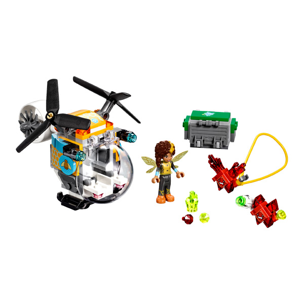 Legoking Et 35la4rqj L'hélicoptère Bumblebee De Jouetlegobriques 41234 byIf76mYgv