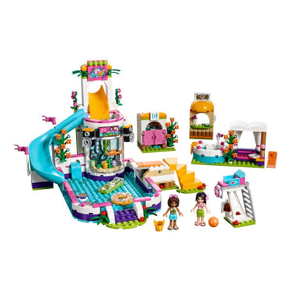 41313 - LEGO® FRIENDS - La piscine d