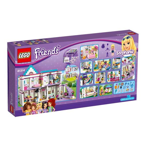 41314 - LEGO® FRIENDS - La maison de Stéphanie