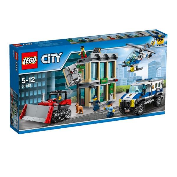 60140 - LEGO® CITY - Le cambriolage de la banque
