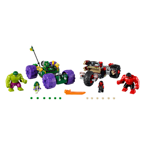 76078-Hulk contre Hulk rouge