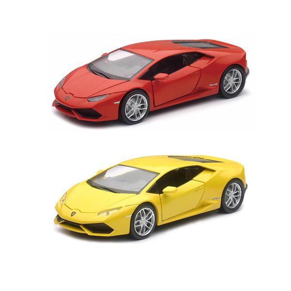 voiture lamborghini miniature 1 24 new ray king jouet maquettes modelisme new ray jeux de. Black Bedroom Furniture Sets. Home Design Ideas