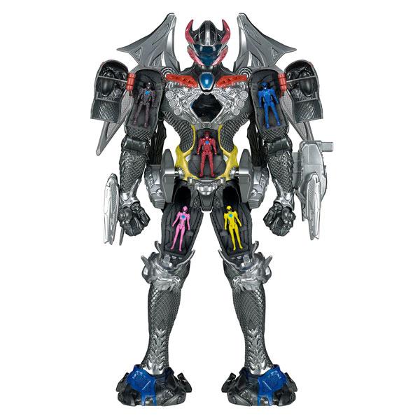 Power Rangers-DX Megazord intéractif