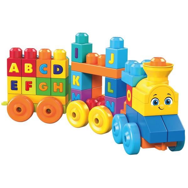 Le train des lettres