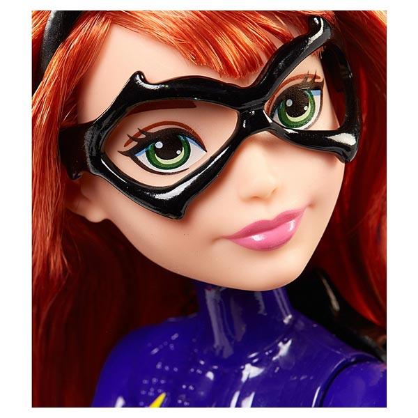 DC Super Hero Girls-Poupée Batgirl super action