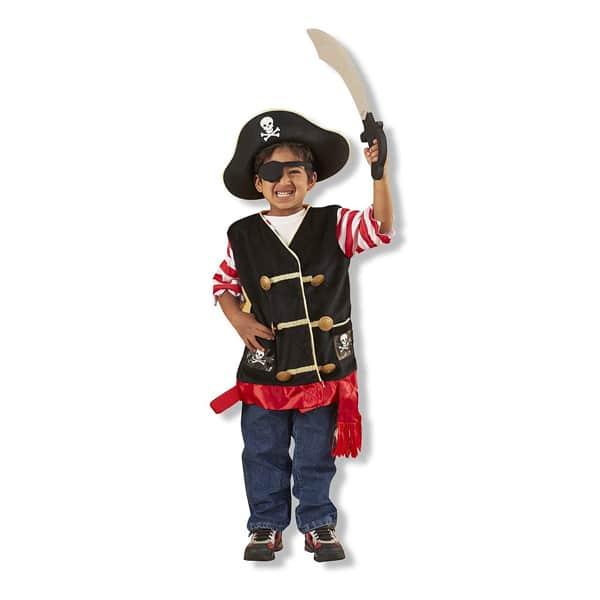 Déguisement pirate 3/6 ans