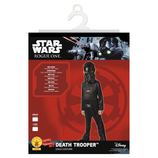 Déguisement Star Wars Shark Trooper Rogue One 7/8 ans