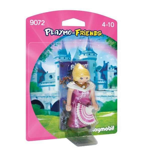 9072-Princesse avec éventail - Playmobil Friends