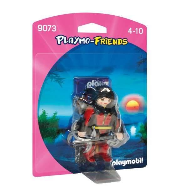 9073-Combattante - Playmobil Friends