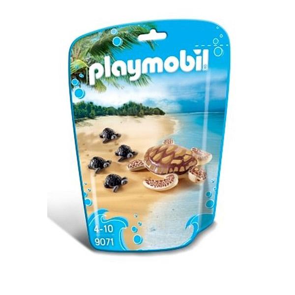 9071-Tortue de mer avec ses petits - Playmobil Family fun