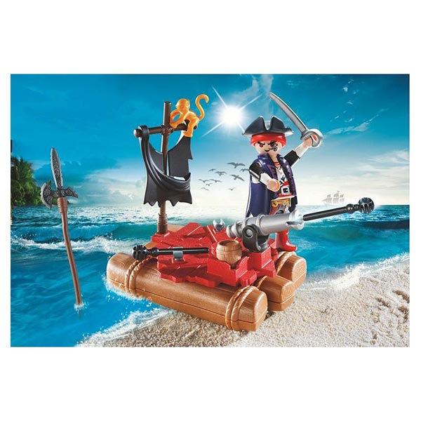 5655-Valisette Pirate - Playmobil Les pirates