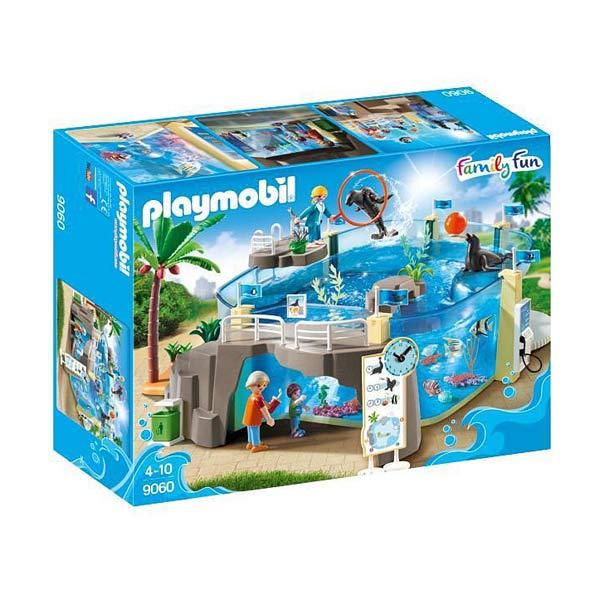 9060 aquarium marin playmobil family fun playmobil. Black Bedroom Furniture Sets. Home Design Ideas