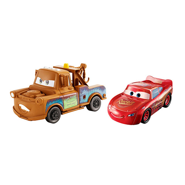 Cars 3 - Véhicule transformable