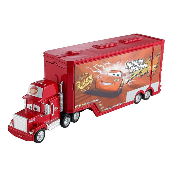 camion mack transformation cars mattel king jouet. Black Bedroom Furniture Sets. Home Design Ideas