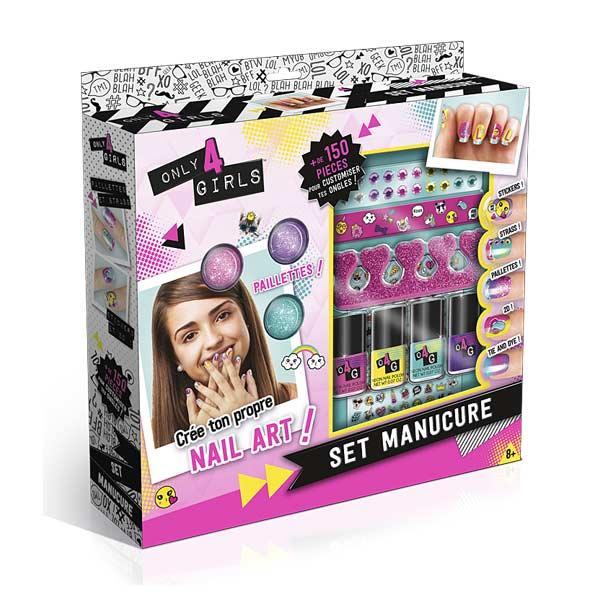 kit manucure jouet