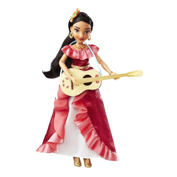 Les aventurières avaloriennes adoreront s´amuser avec cette poupée qui chante la superbe chanson ´´My Time´´ comme dans la série télé. Poupée articulée et détaillée. Les bras articulés de la poupée lui permettent de tenir la guitare. Appuyez sur le collie