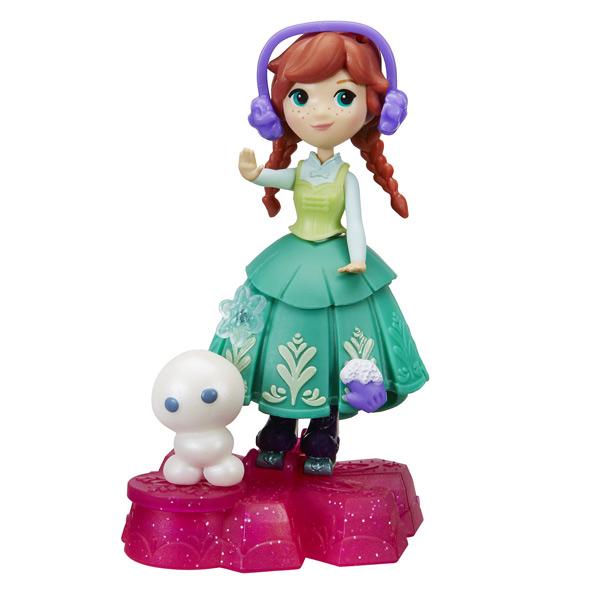 Mini poupée à fonction Reine des Neiges