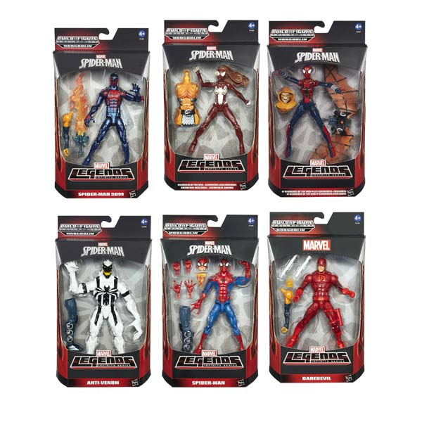 Marvel Legends - figurine 15 cm Spiderman