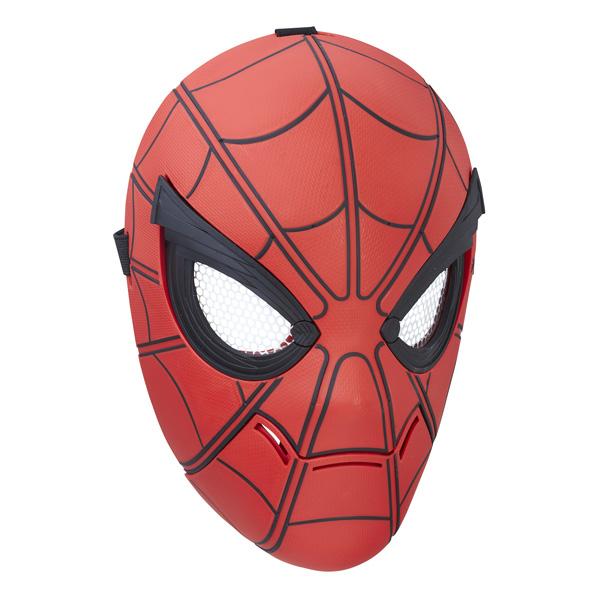 Masque sensoriel Spiderman