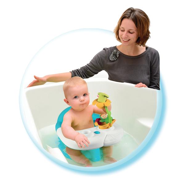 Siège de bain vert Cotoons