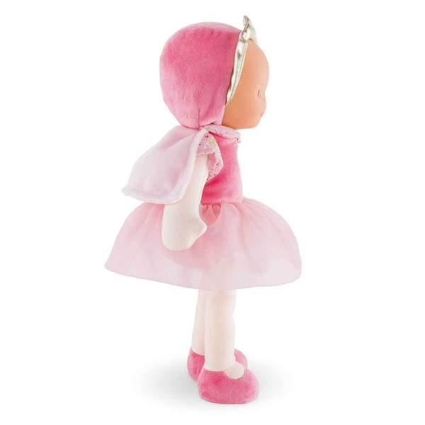 Doudou princesse fleur de coton