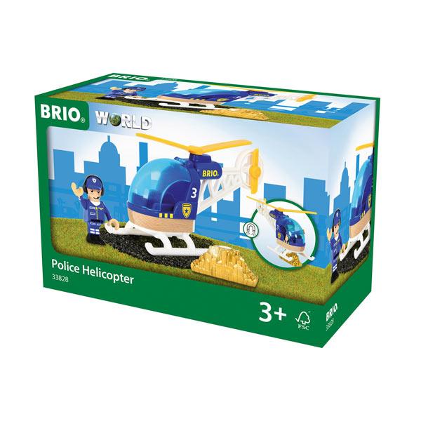 Brio-Hélicoptère de Police