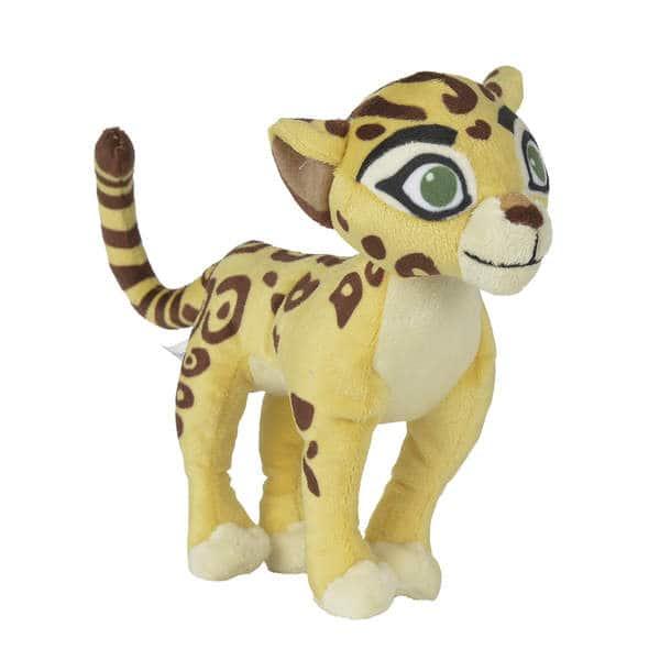 Peluche 17 cm la garde du Roi lion