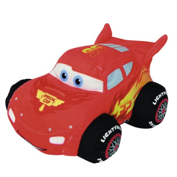 Peluche Cars Flash Mc Queen 15 cm