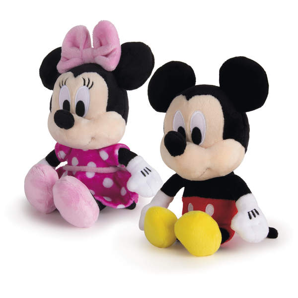 peluche mickey ou minnie musicale imc king jouet peluches interactives imc poup es peluches. Black Bedroom Furniture Sets. Home Design Ideas